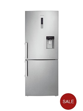 samsung-rl4362fbasleu-70cm-no-frost-fridge-freezer-with-spacemax-technology-and-5-year-samsung-parts-and-labour-warranty-silver