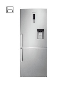 samsung-rl4362fbasleu-70cm-no-frost-fridge-freezer-with-spacemax-technologynbsp--silver