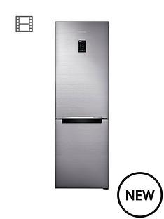 samsung-rb31fernbsseu-60cm-no-frost-fridge-freezer-silver