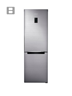 samsung-rb31fernbsseu-60cm-no-frost-fridge-freezer-silver