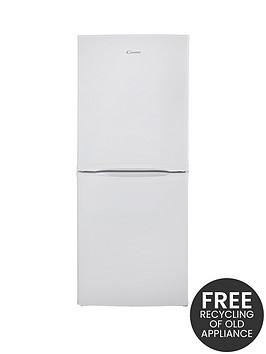 candy-csc1365we-55cm-fridge-freezer-white