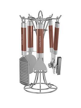 Morphy Richards Morphy Richards Accents 4-Piece Gadget Set - Copper Picture