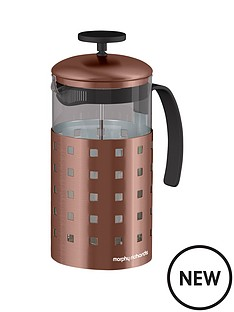 morphy-richards-morphy-richards-accents-8-cup-cafetiere-copper