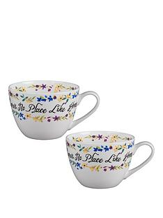 portobello-by-inspire-flower-garden-wilmslow-bone-china-mugs-ndash-set-of-2