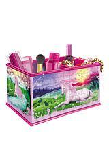 3D PUZZLE - Unicorn Vanity Box 216 pc