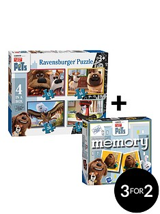 ravensburger-twin-pack-secret-life-of-pets-puzzles