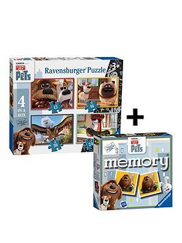 ravensburger-twin-pack-secret-life-of-pets-puzzles