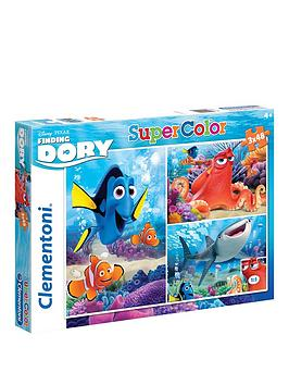 finding-dory-3x48pc-puzzle