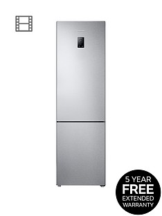 samsung-rb37j5230sleu-60cm-frost-free-fridge-freezer-with-space-max-technologytrade-next-daynbspdelivery-silver