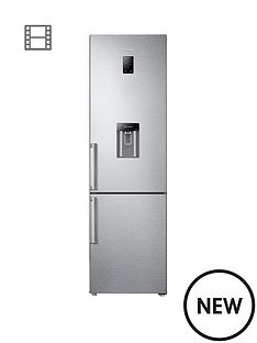 samsung-rb37j5920sleunbsp60cm-frost-free-fridge-freezer-silver