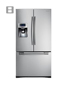 samsung-rfg23uers1xeu-french-door-side-by-side-fridge-freezer-with-twin-cooling-plus-and-5-year-samsung-parts-and-labour-warranty-silver