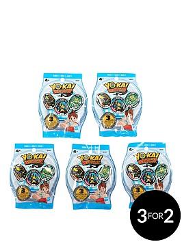 yokai-yo-kai-blind-bag-5-pack-bundle