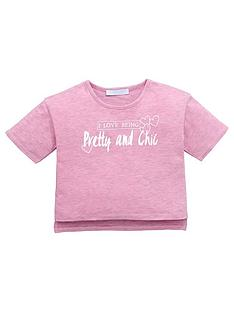 mini-v-by-very-girls-pretty-and-chic-slogan-t-shirt