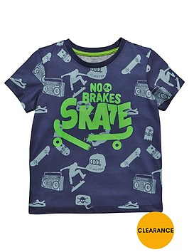 mini-v-by-very-boys-no-brakes-skate-t-shirt