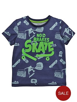 mini-v-by-very-boys-no-brakes-skate-t-shirt