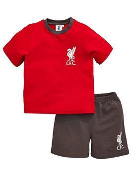 Liverpool Fc Boys Liverpool Football Pyjamas