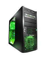 Cyberpower Squadron Elite II Intel Core i5 8GB RAM 1TB Hard Drive VR Ready PC Gaming Desktop Nvidia 6GB Graphics GTX 1060 Black