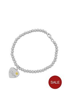 keepsafe-keepsafe-sterling-silver-and-9ct-gold-039mum039-bracelet