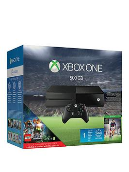 xbox-one-xbox-one-500gb-console-with-fifa-16-and-lego-jurassic-park