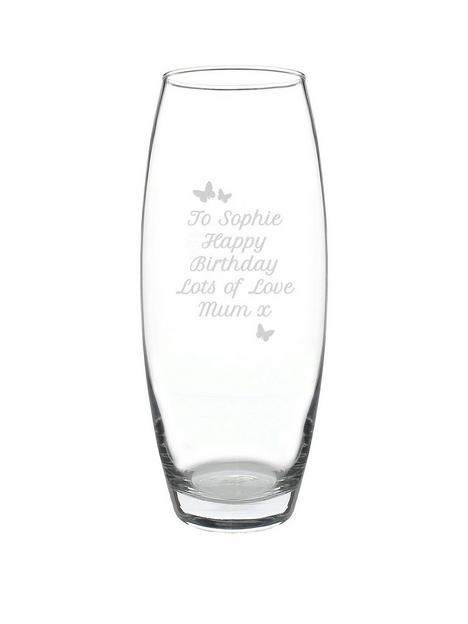 the-personalised-memento-company-personalised-butterfly-hourglass-vase