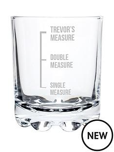personalised-measures-tumbler-glass