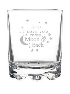 personalised-to-the-moon-and-back-tumbler-glass