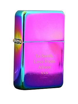 Very  Personalised Pearlescent Lighter