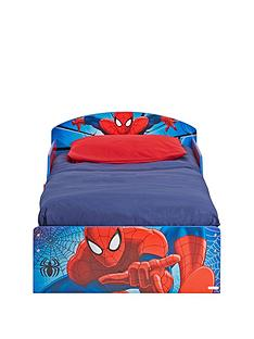 spiderman-toddler-bed-by-hellohome
