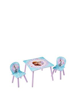 Disney Frozen Frozen Table And 2 Chairs
