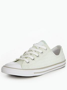 Converse Chuck Taylor All Star Dainty Engineered Lace Dots Ox