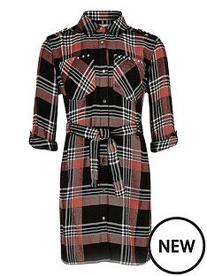 river-island-girls-check-shirt-dress