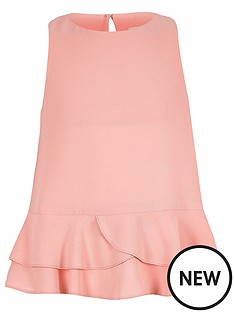 river-island-girls-pink-peplum-ruffle-top