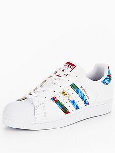 adidas-originals-superstar-white-floralnbsp