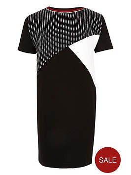 river-island-girls-colour-block-cocoon-dress
