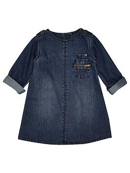 river-island-mini-girls-dark-wash-denim-shift-dress