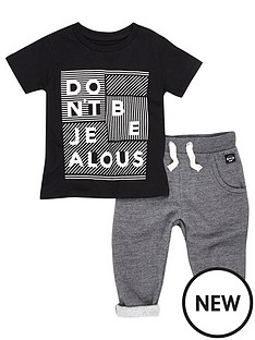 river-island-mini-slogan-jogger-set