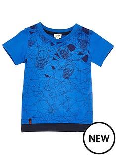 river-island-mini-mini-boys-blue-skull-print-layered-t-shir