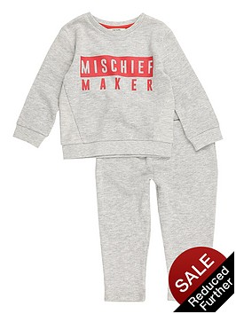 river-island-mini-boys-mischief-maker-jog-set