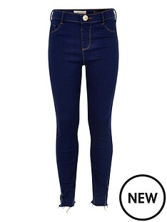 river-island-girls-dark-blue-stretch-jeggings