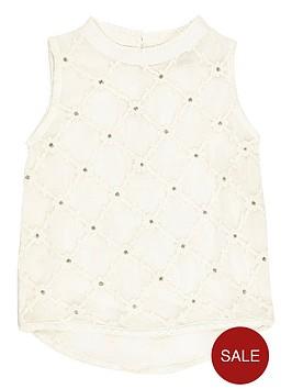 river-island-mini-girls-cream-cotton-blouse