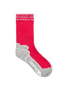 trespass-olivetti-socks-pink