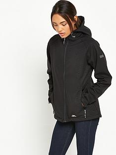 trespass-cheska-printed-waterproof-jacket