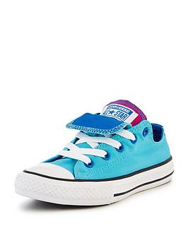 Converse Converse Chuck Taylor All Star Double Tongue Ox Infant