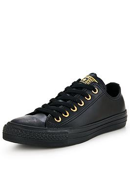 Converse Chuck Taylor All Star Craft Leather Ox