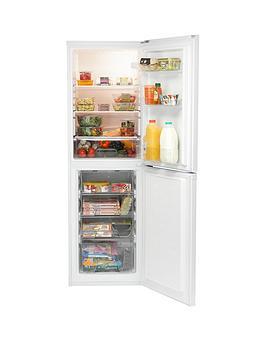 indesit-daa55nf1-55cm-frost-free-fridge-freezer-black