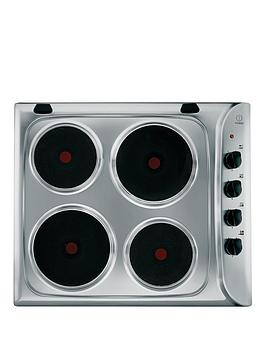 indesit-pim604ixgb-60cm-built-in-electric-hob