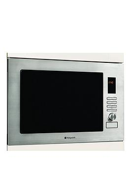 Hotpoint Mwh2221X 24 Litre Built In Microwave