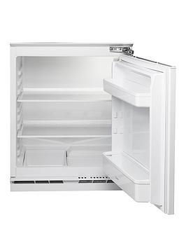Indesit   Ila1 60Cm Built-In Under Counter Fridge - White - Fridge Only