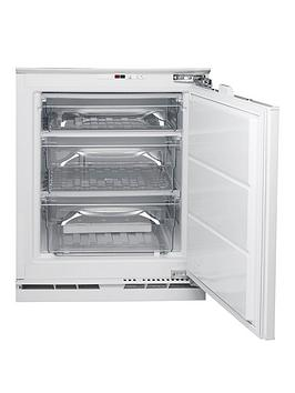 Hotpoint Hza1 55Cm Integrated Under Counter Freezer