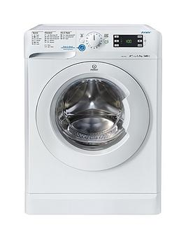 Indesit Xwe91483Xw 9Kg Load 1400 Spin Washing Machine  White